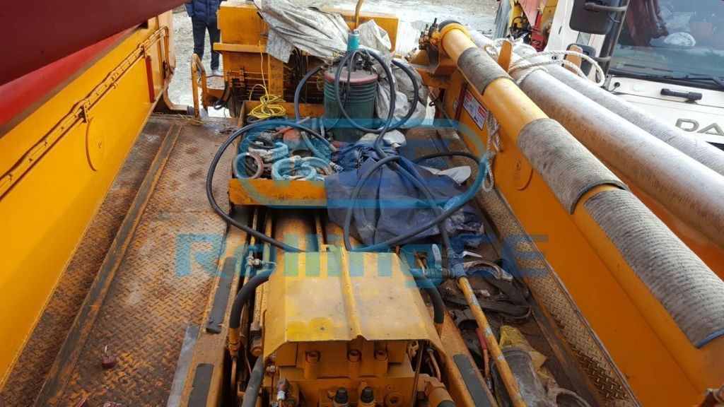 Concrete Pumps 콘크리트 펌프카 Xe bơm bê tông KCP KCP60ZX170 images