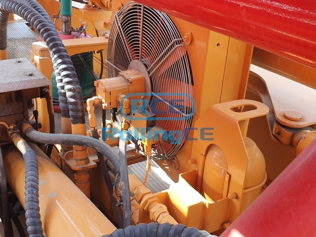 Concrete Pumps 콘크리트 펌프카 Xe bơm bê tông DONGYANG DCP42X-5ZR images