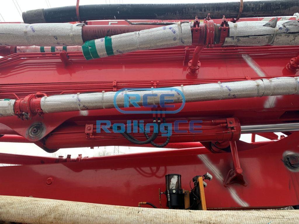 Concrete Pumps 콘크리트 펌프카 Xe bơm bê tông DONGYANG DCP60S6RZ images