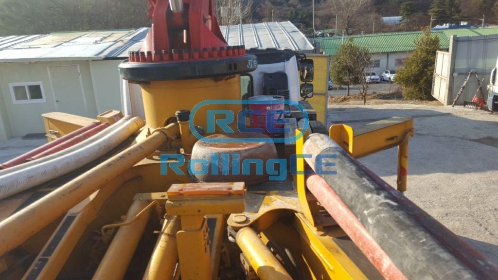 Concrete Pumps 콘크리트 펌프카 Xe bơm bê tông EVERDIGM ECP33CXL images