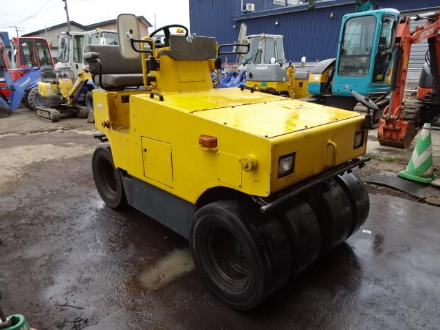 Road Construction Equipments 도로장비 Thiết bị thi công đường SAKAI TS160