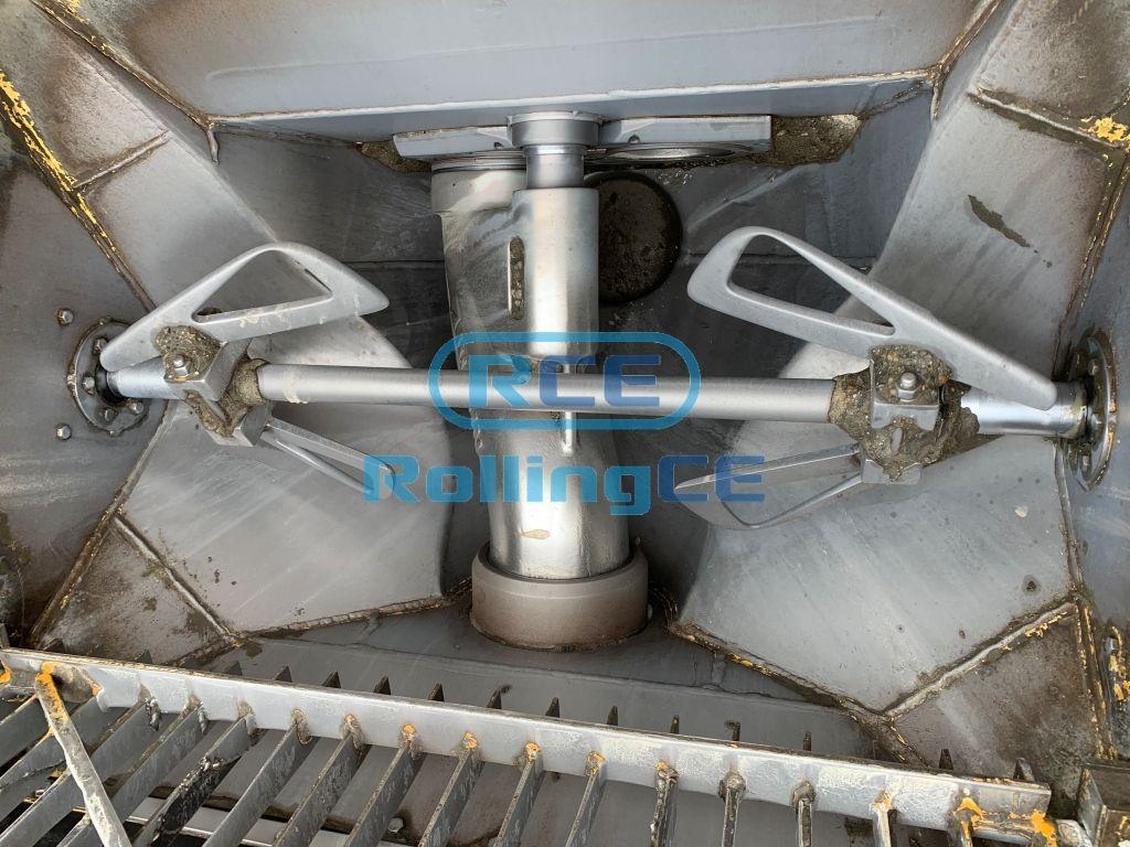 Concrete Pumps 콘크리트 펌프카 Xe bơm bê tông JUNJIN JX-RZ42D images