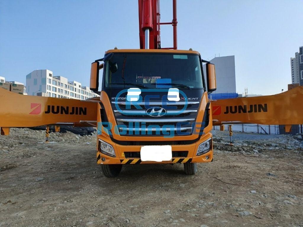 Concrete Pumps 콘크리트 펌프카 Xe bơm bê tông JUNJIN JJ-M60