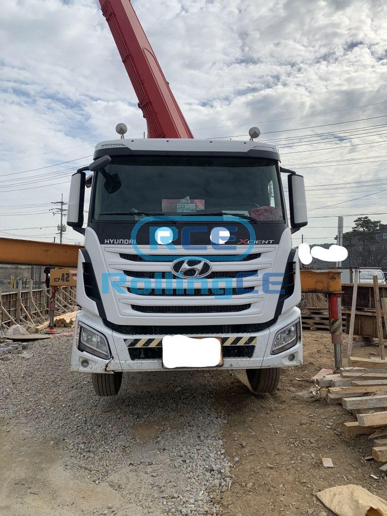 Concrete Pumps 콘크리트 펌프카 Xe bơm bê tông KCP KCP42ZX5170