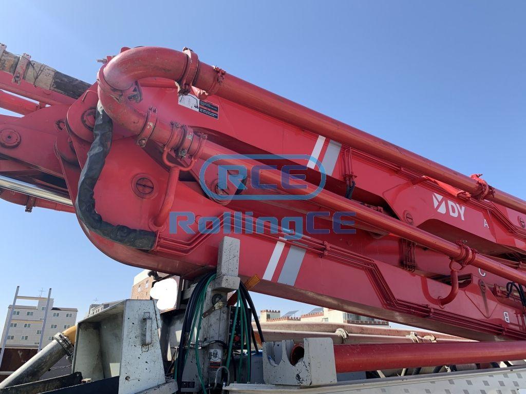 Concrete Pumps 콘크리트 펌프카 Xe bơm bê tông DONGYANG DCP45X5RZM images