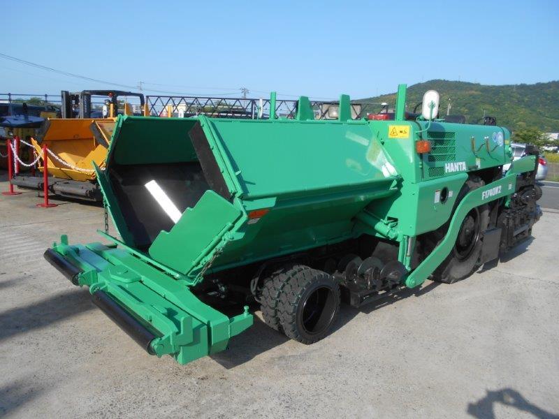 Road Construction Equipments 도로장비 Thiết bị thi công đường HANTA F1740W2