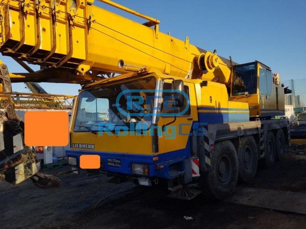 Cranes 크레인 Cần cẩu LIEBHERR LTM1090-2