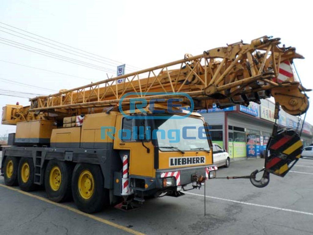 Cranes 크레인 Cần cẩu LIEBHERR LTM1060