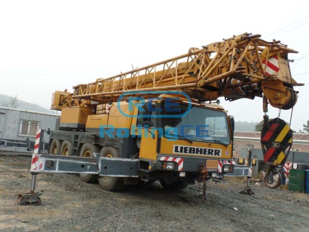 Cranes 크레인 Cần cẩu LIEBHERR LTM1060  images