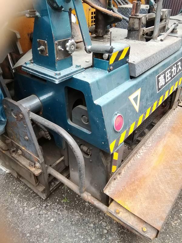 Road Construction Equipments 도로장비 Thiết bị thi công đường NIIGATA NFB5W