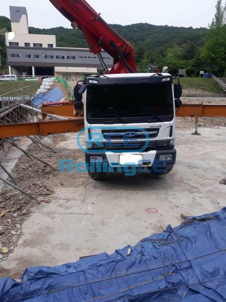 Concrete Pumps 콘크리트 펌프카 Xe bơm bê tông DONGYANG DY45