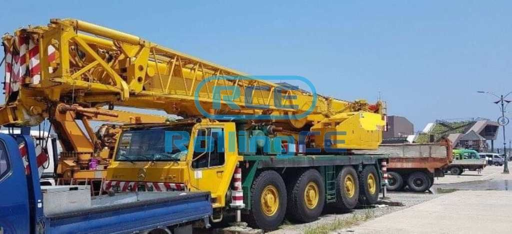 Cranes 크레인 Cần cẩu LIEBHERR LTM1050