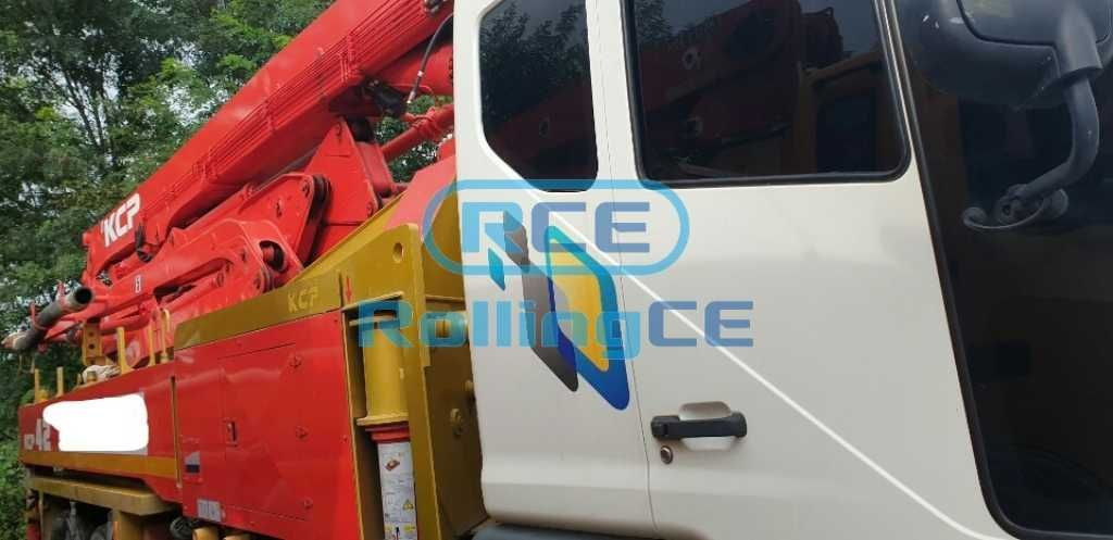 Concrete Pumps 콘크리트 펌프카 Xe bơm bê tông KCP KCP42