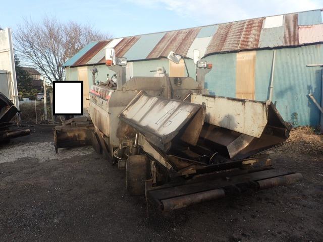 Road Construction Equipments 도로장비 Thiết bị thi công đường MITSUBISHI MF43WD/2