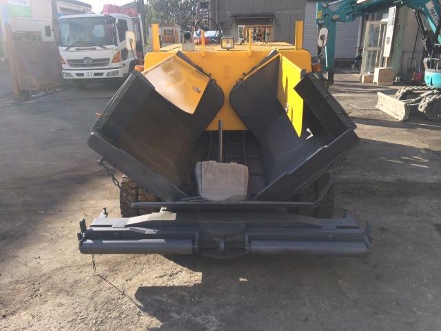 Road Construction Equipments 도로장비 Thiết bị thi công đường SUMITOMO BP40W images