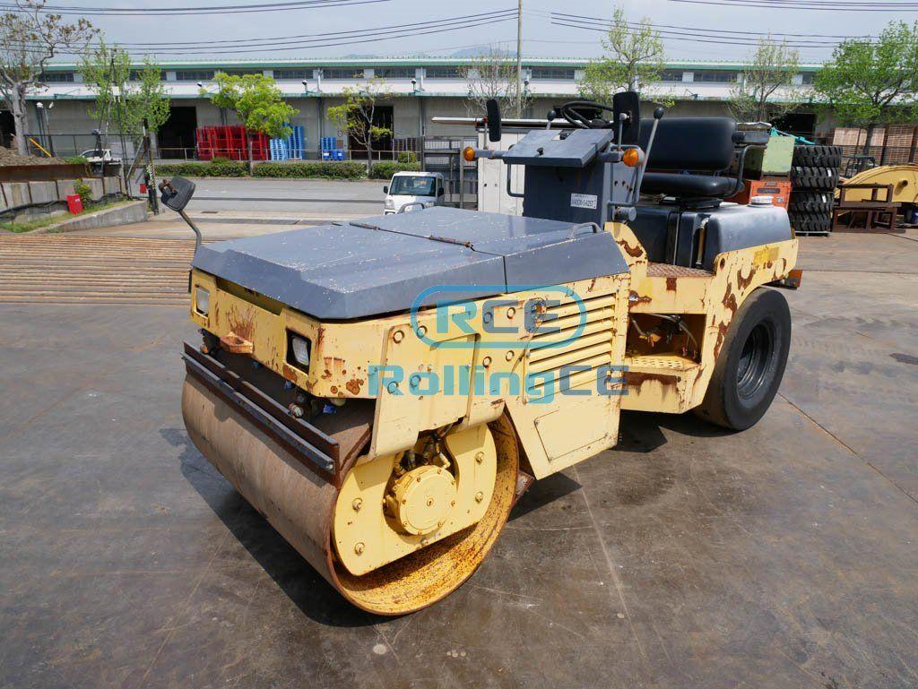 Road Construction Equipments 도로장비 Thiết bị thi công đường KOMATSU JV40CW-5