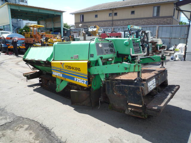 Road Construction Equipments 도로장비 Thiết bị thi công đường HANTA F25C images