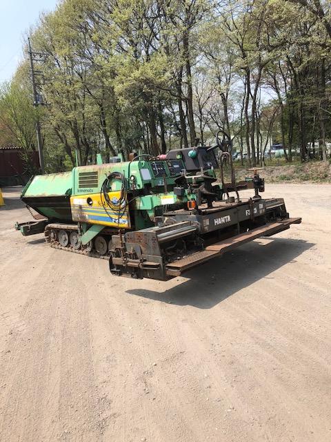 Road Construction Equipments 도로장비 Thiết bị thi công đường HANTA F31C5