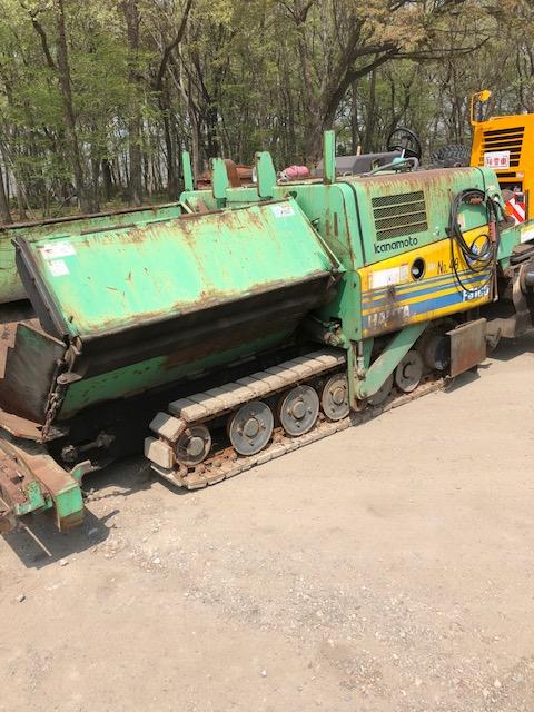 Road Construction Equipments 도로장비 Thiết bị thi công đường HANTA F31C5 images