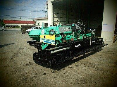 Road Construction Equipments 도로장비 Thiết bị thi công đường HANTA F31CD(F40C)