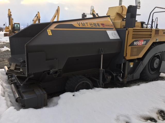 Road Construction Equipments 도로장비 Thiết bị thi công đường MITSUBISHI MF61WF images