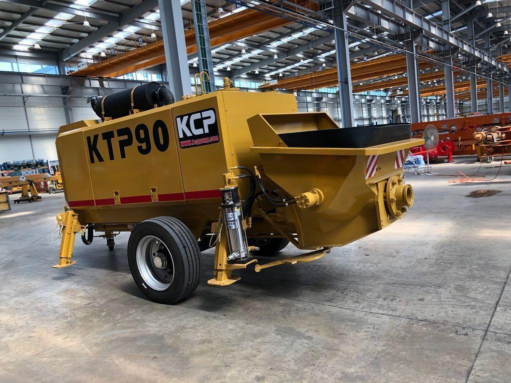 Concrete Pumps 콘크리트 펌프카 Xe bơm bê tông KCP KTP1310