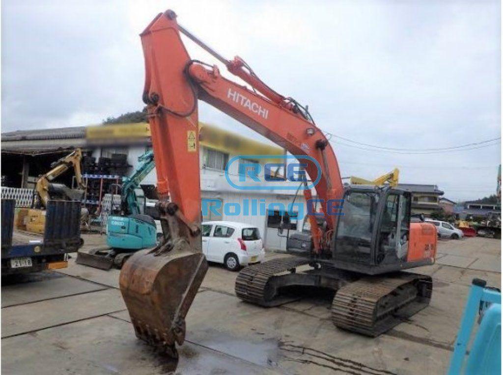 Crawler Excavators 무한 궤도식 굴삭기 Máy xúc bánh xích HITACHI ZX200LC-3