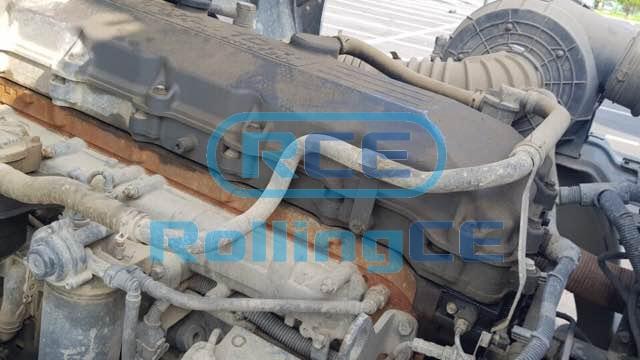 Concrete Pumps 콘크리트 펌프카 Xe bơm bê tông KCP KCP58ZX170 images