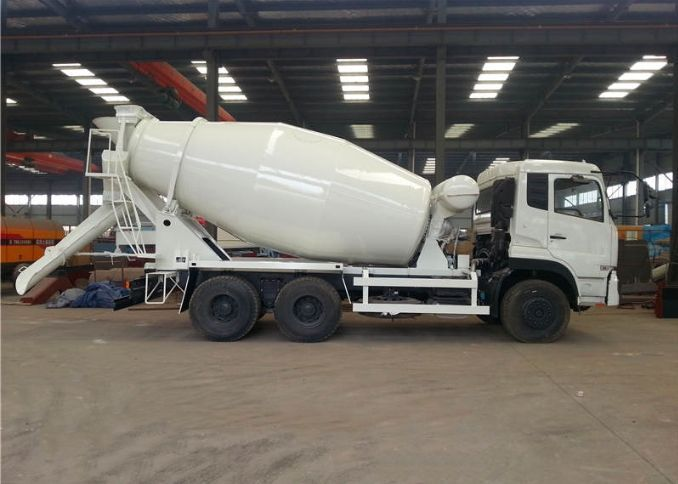 Mixer Trucks 레미콘 Xe trộn DONGFENG 10M3 images