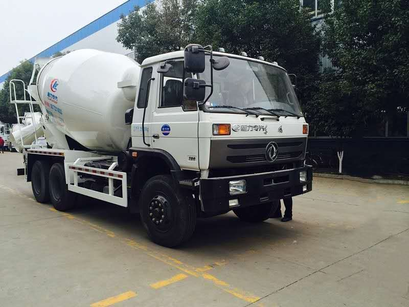 Mixer Trucks 레미콘 Xe trộn DONGFENG 12M3 images