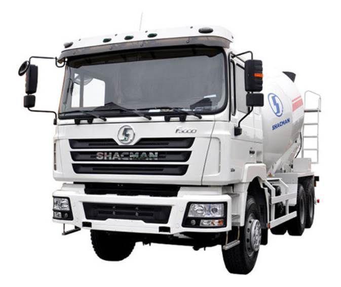 Mixer Trucks 레미콘 Xe trộn SHACMAN 10M3
