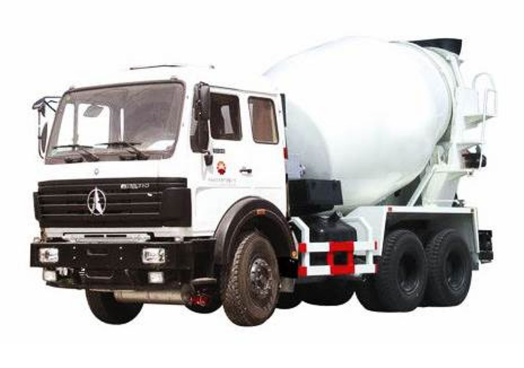 Mixer Trucks 레미콘 Xe trộn BEIBEN 12M3