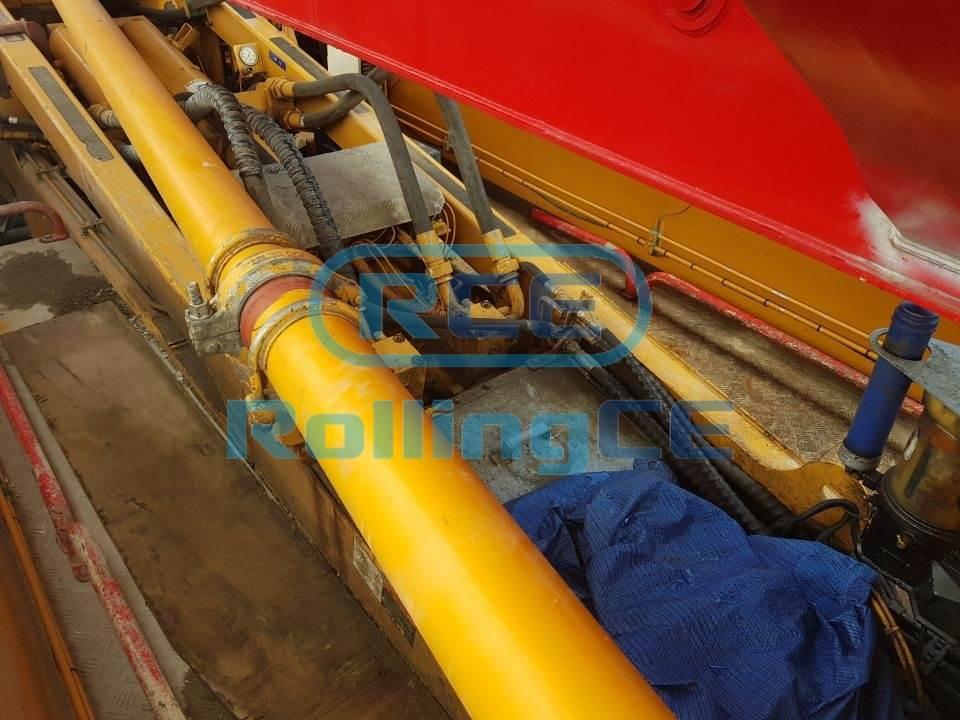 Concrete Pumps 콘크리트 펌프카 Xe bơm bê tông EVERDIGM 60CS-5 images